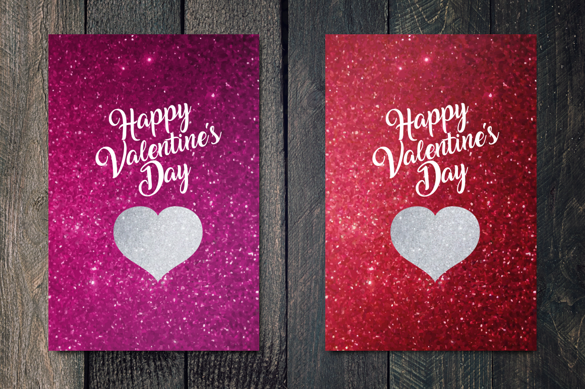 Valentines's Day greetings cards example image 3