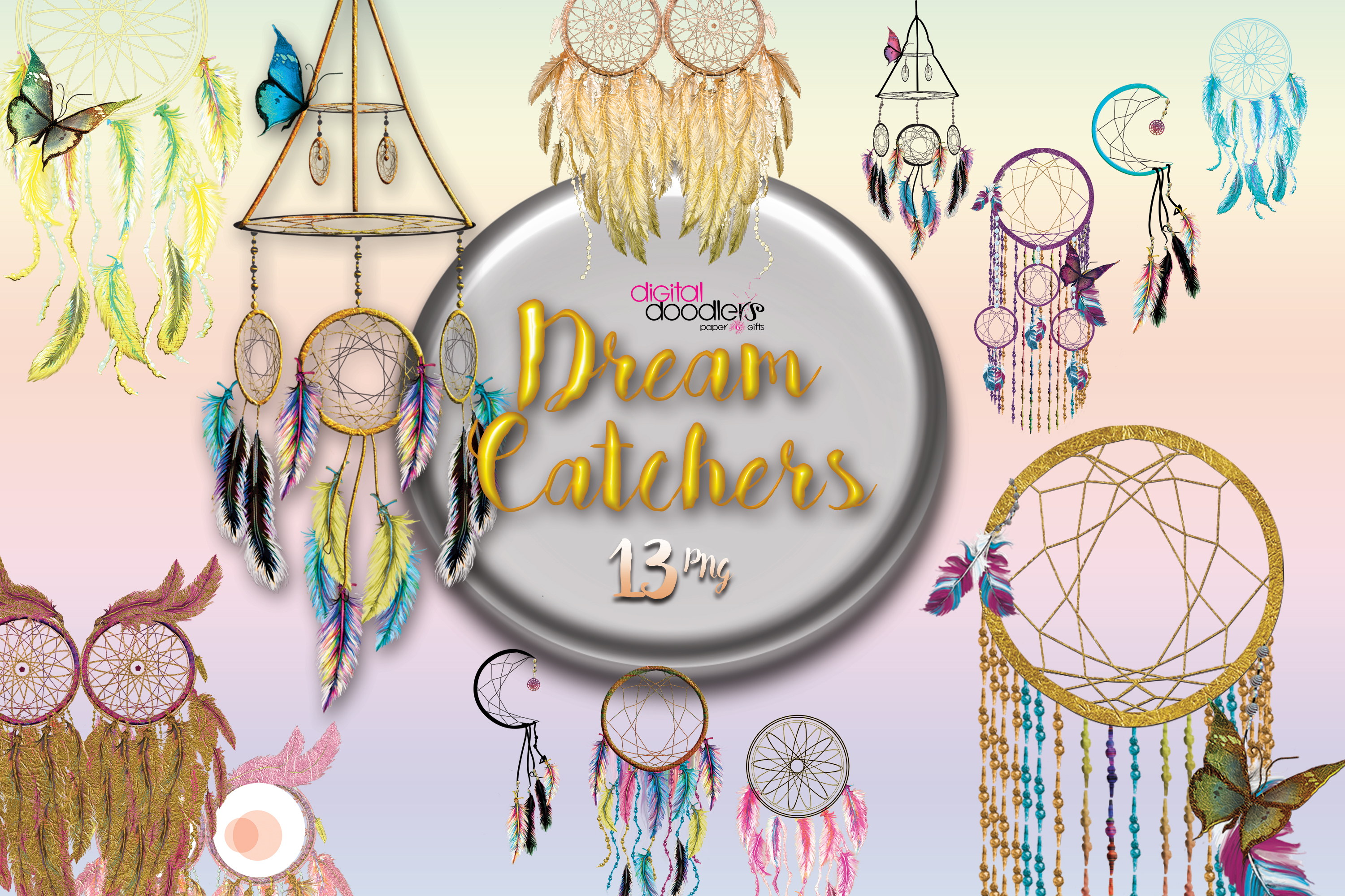Dream Catchers example image 5