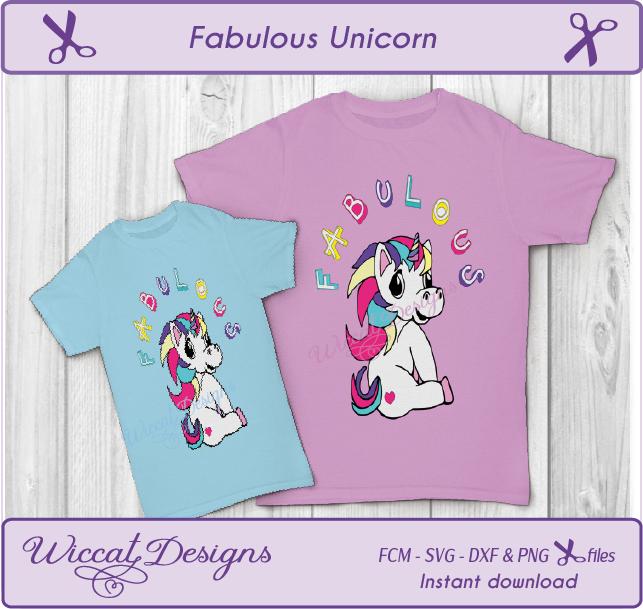 Unicorn bundle cut files, unicorn svg, nursery svg example image 4