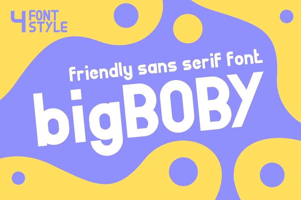 BigBOBY example image 4