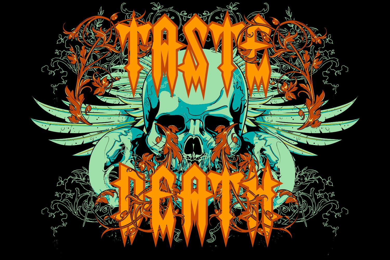 Taste Death example image 1