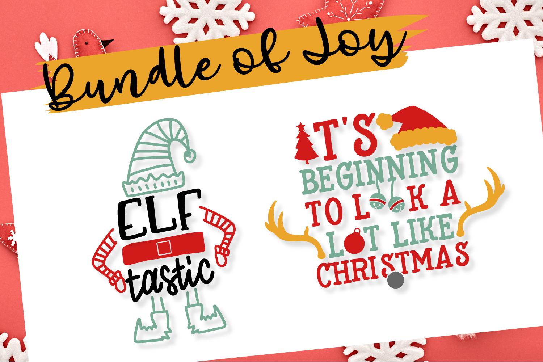 Bundle Of Joy - Christmas SVG Bundle  example image 9