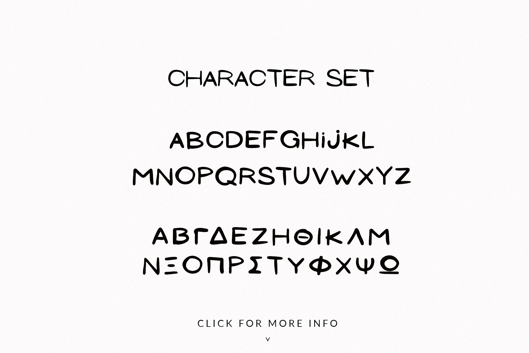 Ananias Doodle Font example image 5