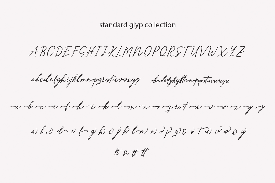 New Merrxi Script example image 6