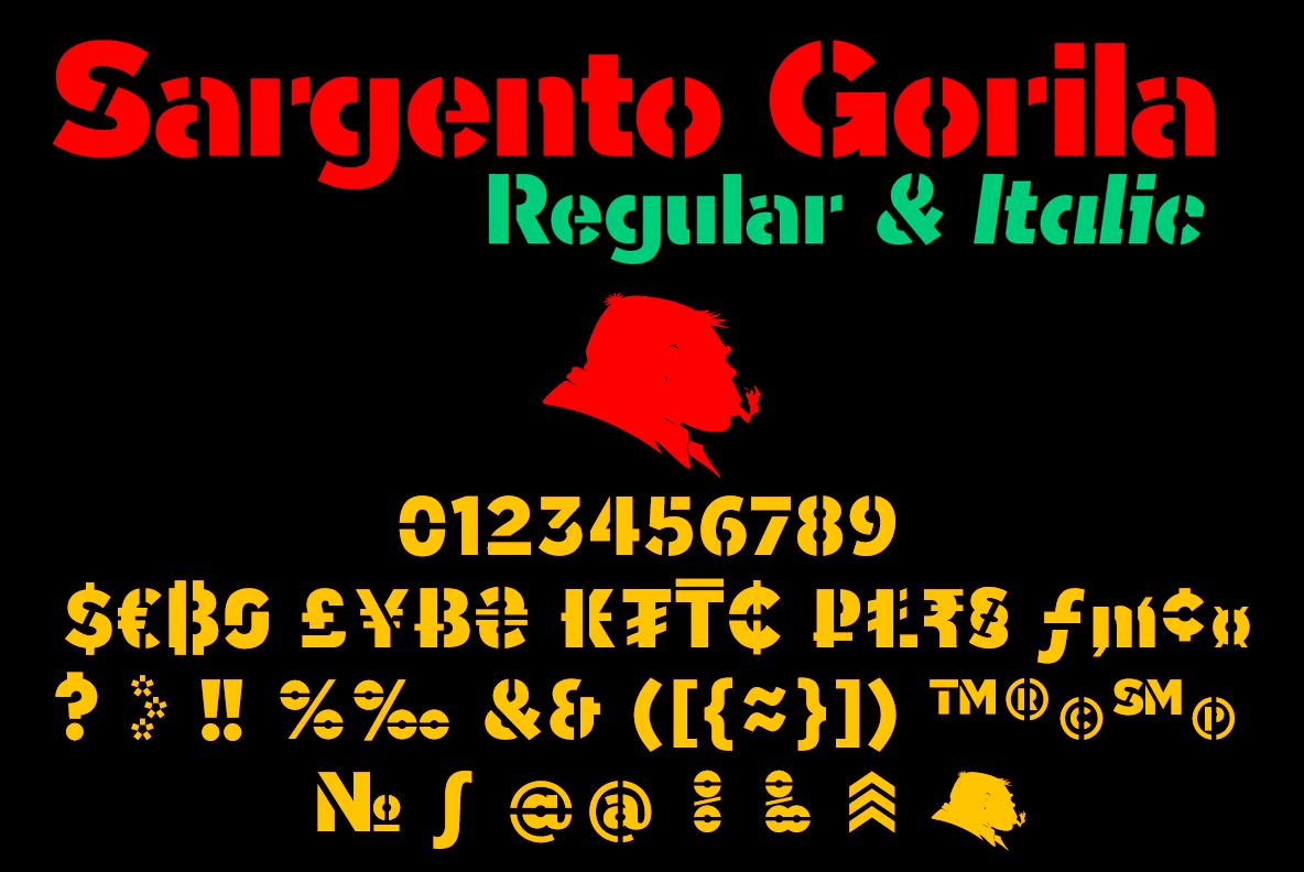 Sargento Gorila example image 6