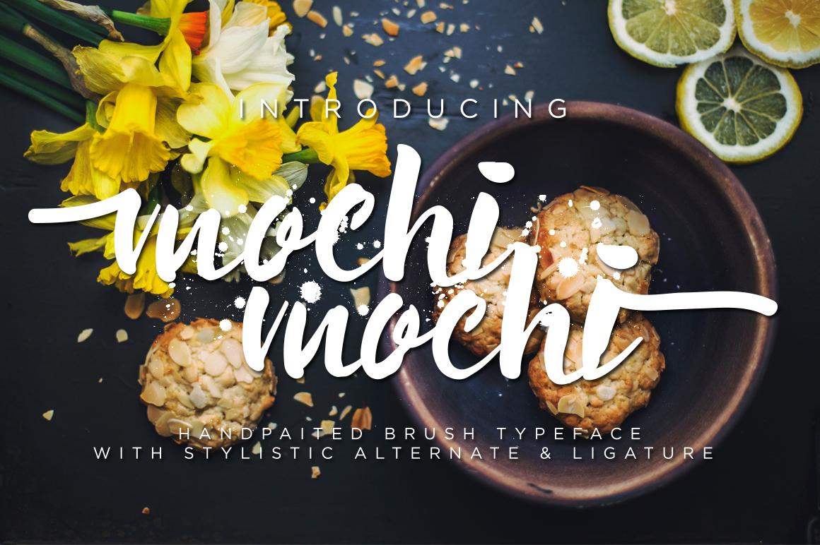 Mochimochi Typeface example image 1