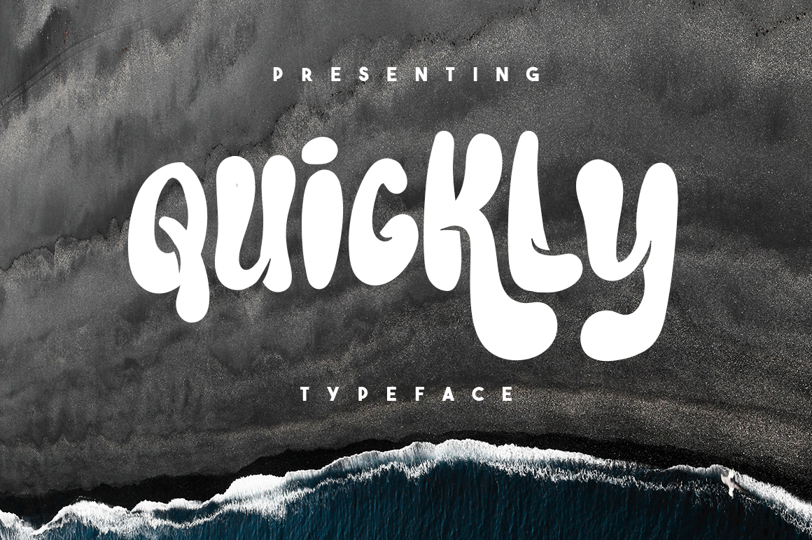 Quickly Typeface example image 1