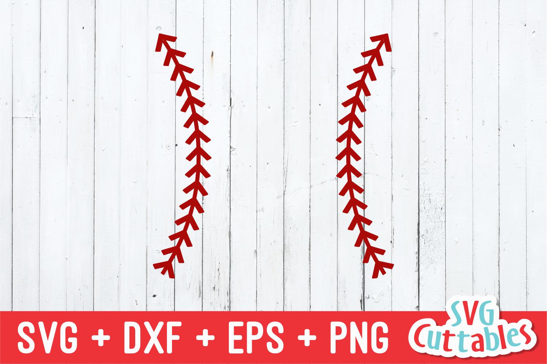 Baseball Bundle 3   SVG Cut File example image 26