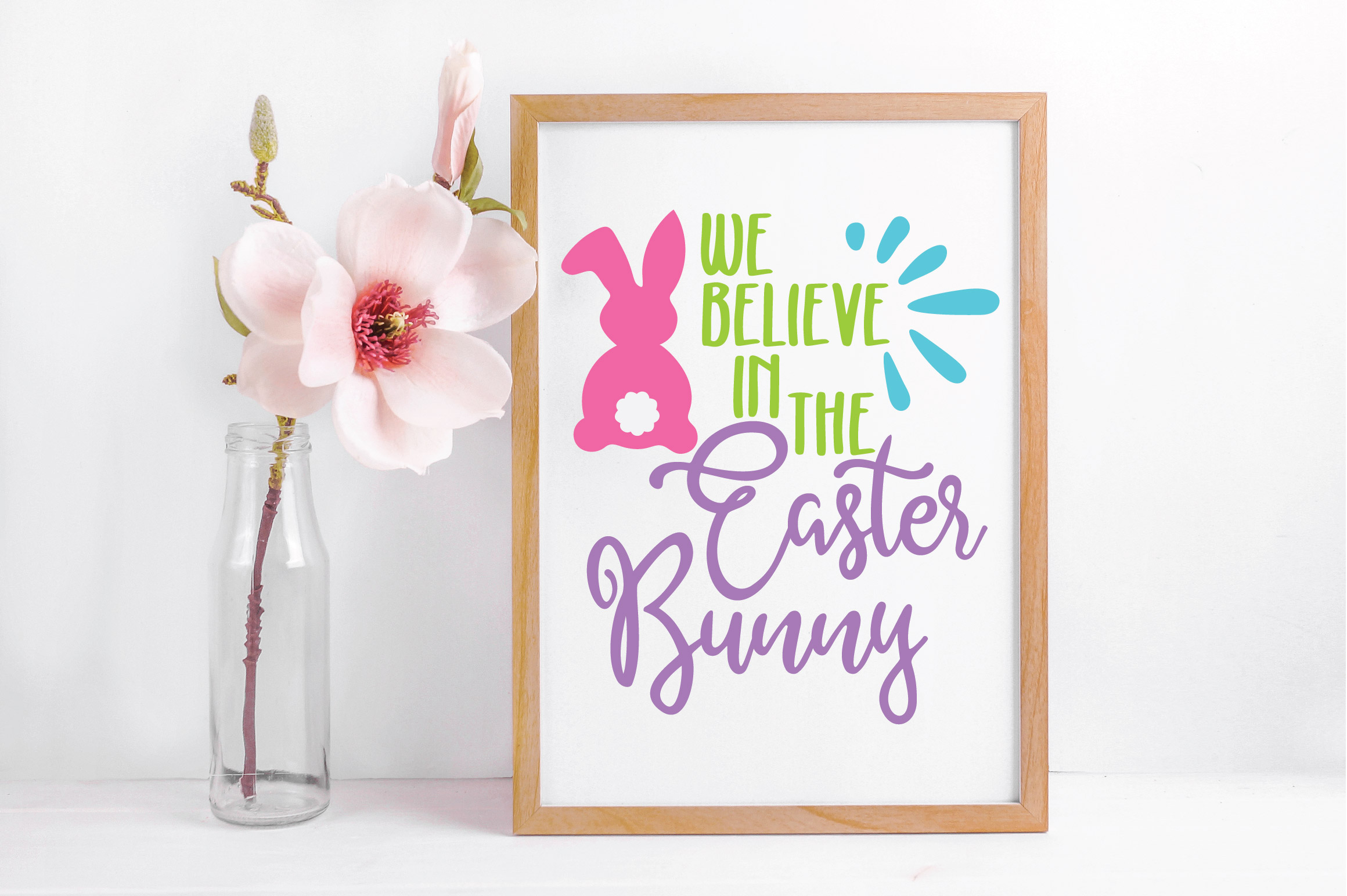 Easter SVG Bundle with 25 SVG Cut Files DXF EPS PNG AI JPG example image 3