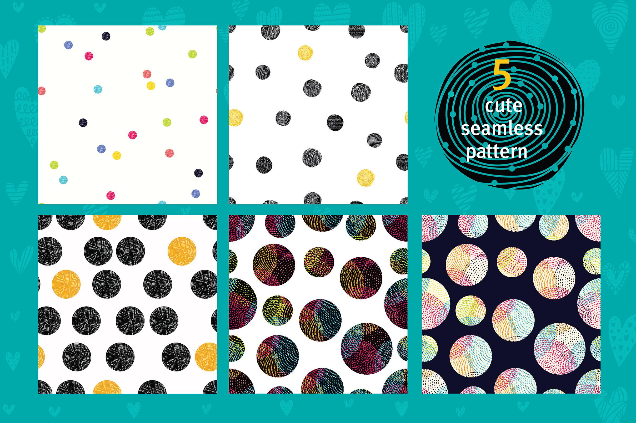 Love polka dots! example image 5
