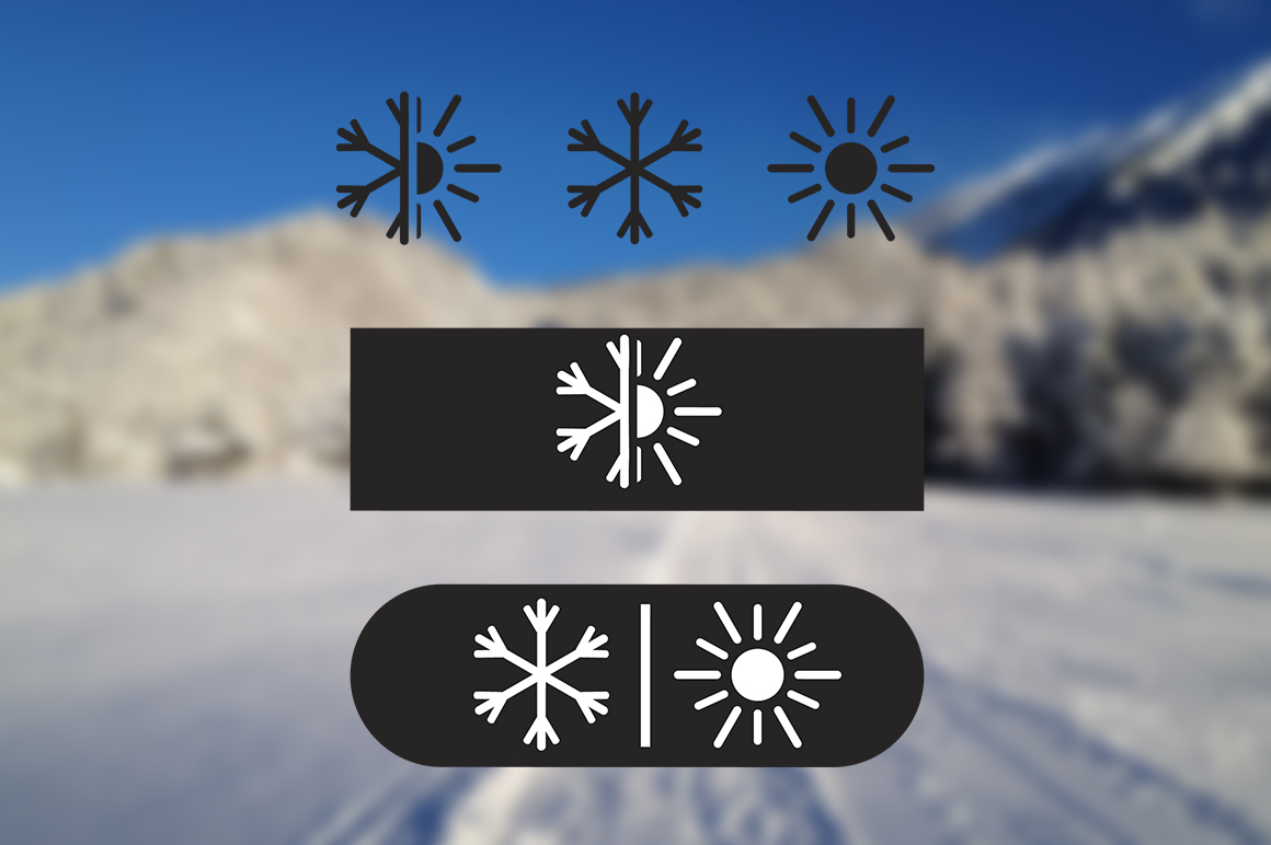 Climate Icons example image 2