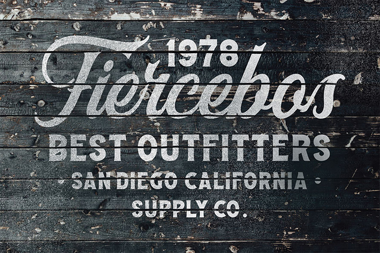 Ironhead Font Collection example image 10