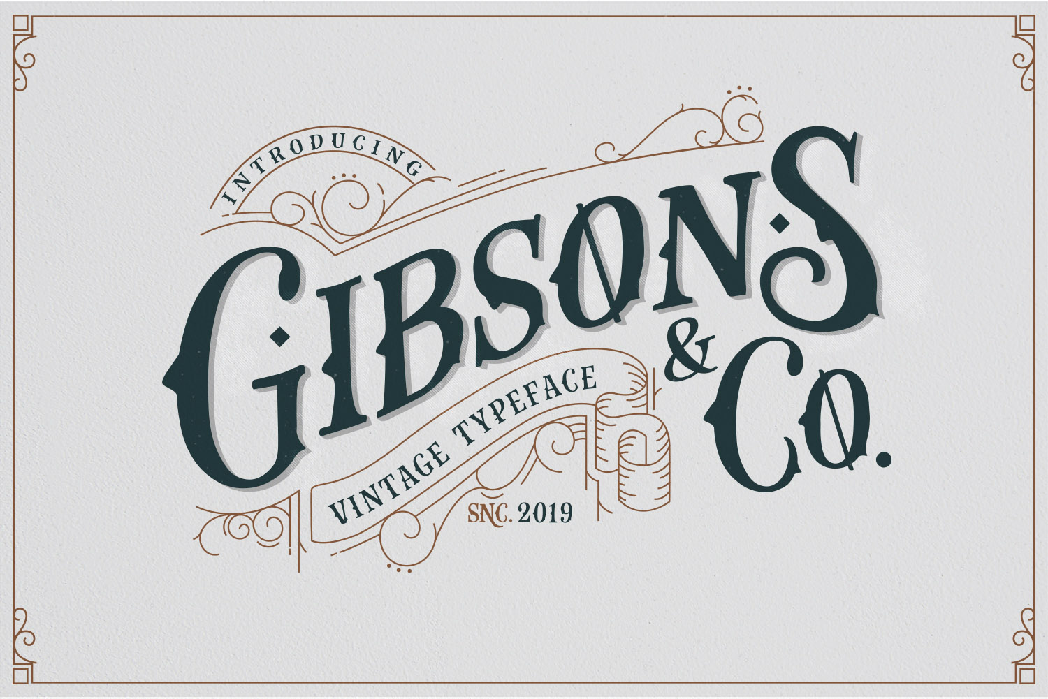 Gibsons Co Extra Ornament example image 3