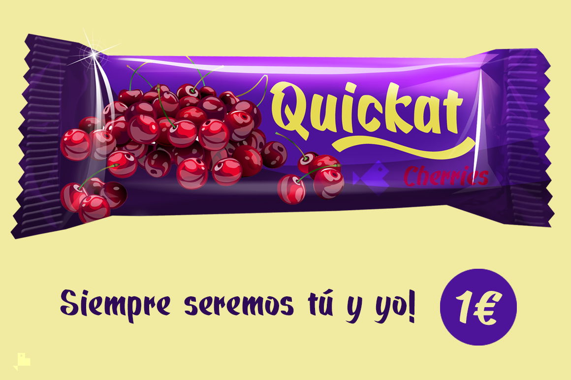Quickat Font example image 6