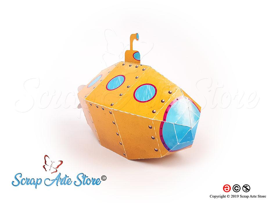 Submarine Box example image 4