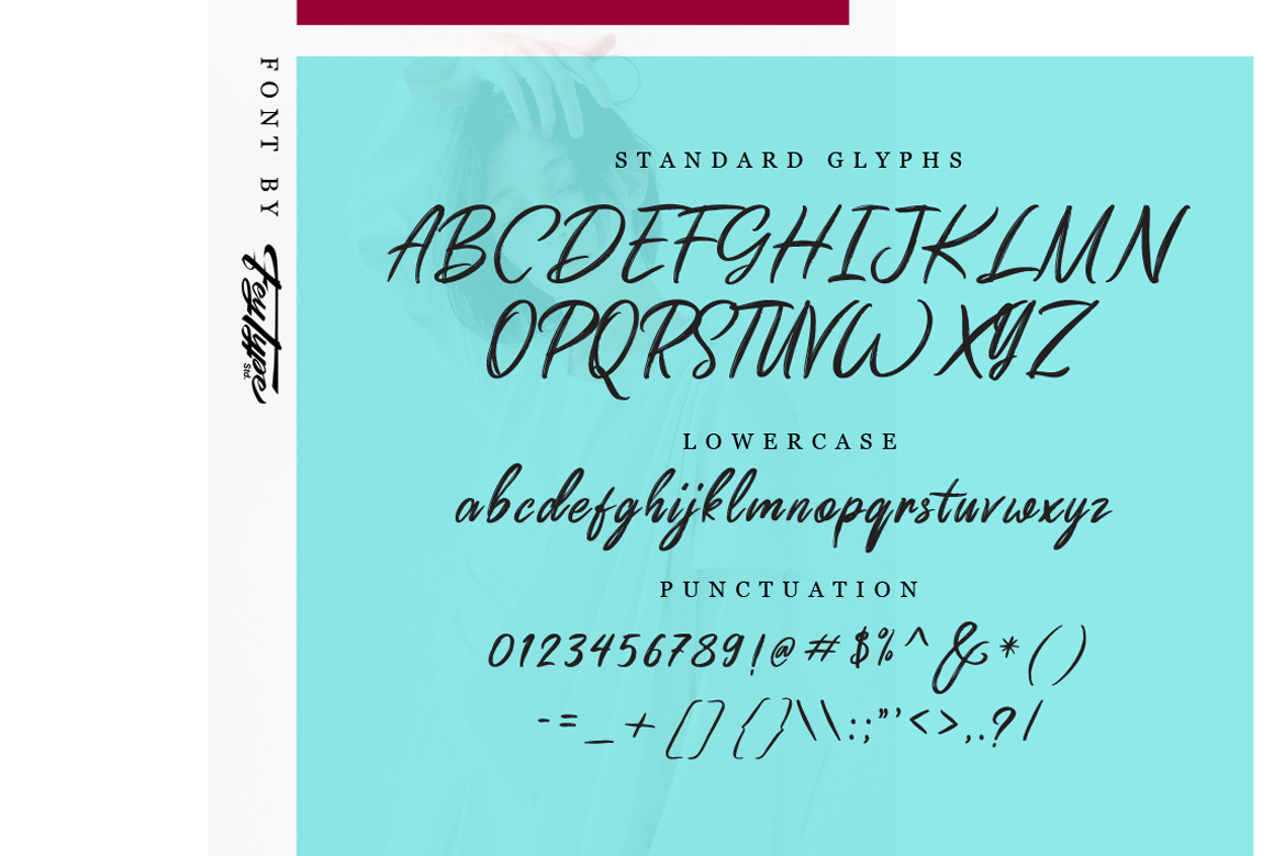 Dragtime - Handwritting Script Font example image 6