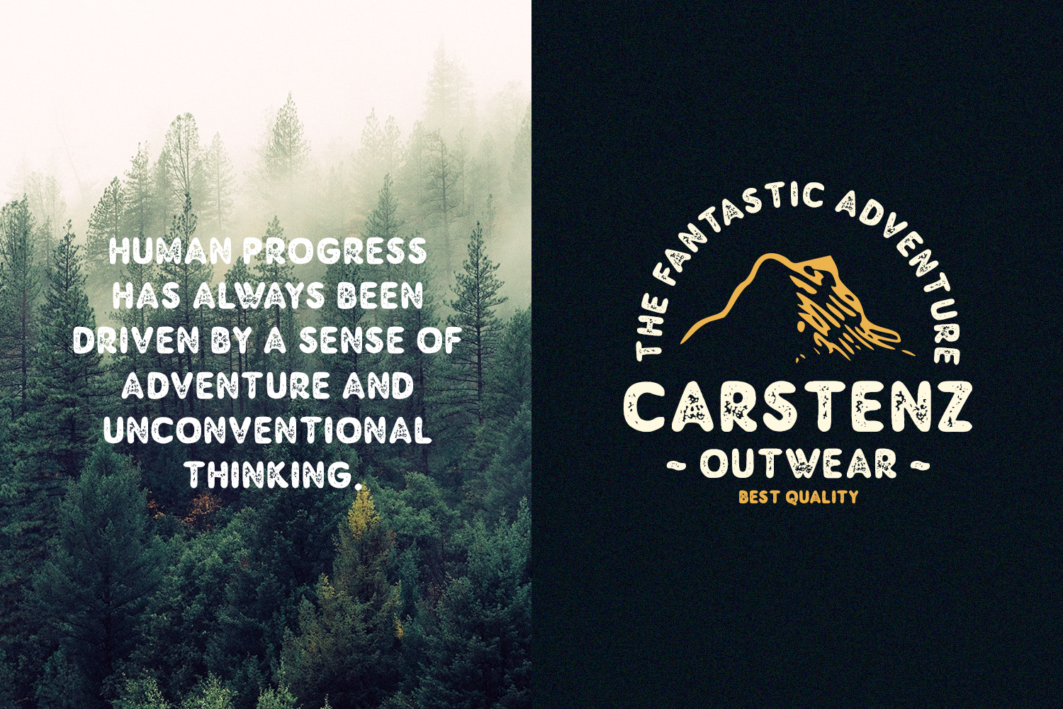 Wolfer | The Adventure Vintage Font example image 2