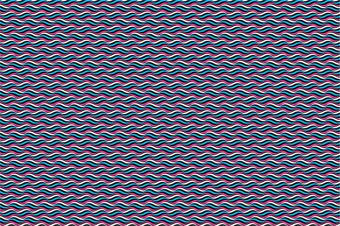 Set of color seamless patterns. example image 3