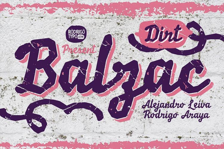 Balzac Dirt example image 1
