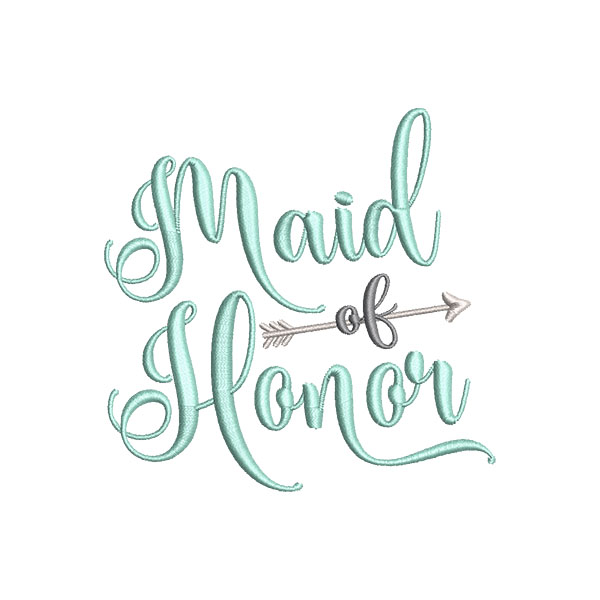 Maid of Honor example image 1