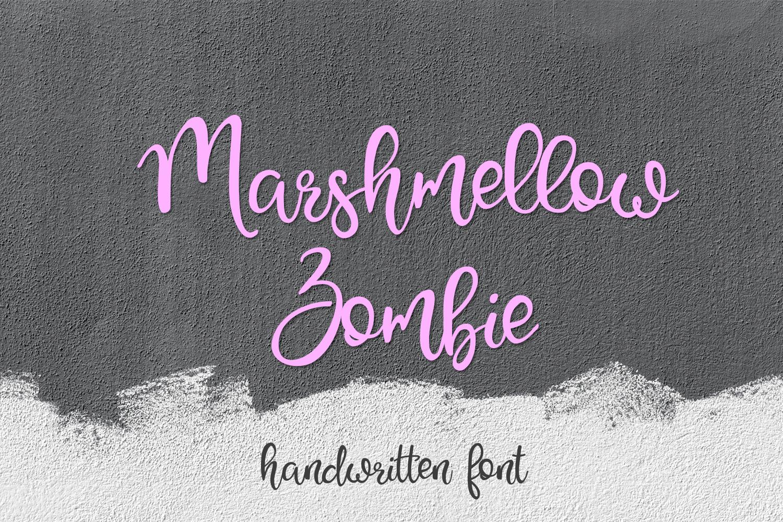 Marshmellow Zombie example image 3