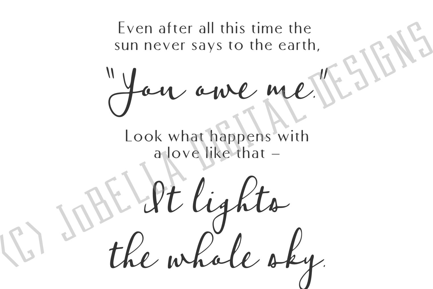 Grateful SVG and Printable Inspirational Quote by Hafiz example image 3