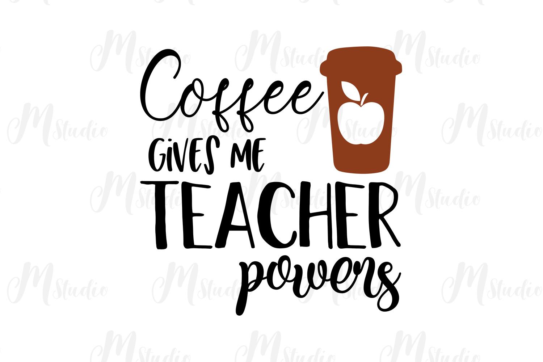 Teacher SVG Bundle. example image 7