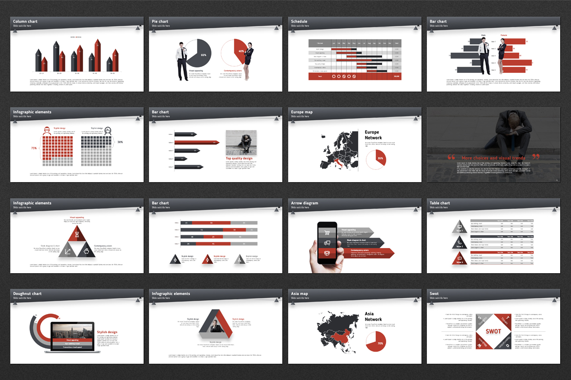 Layout Design Template example image 4