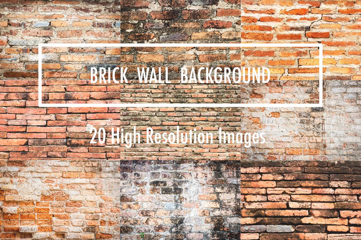 20 Brick Wall Background example image 2