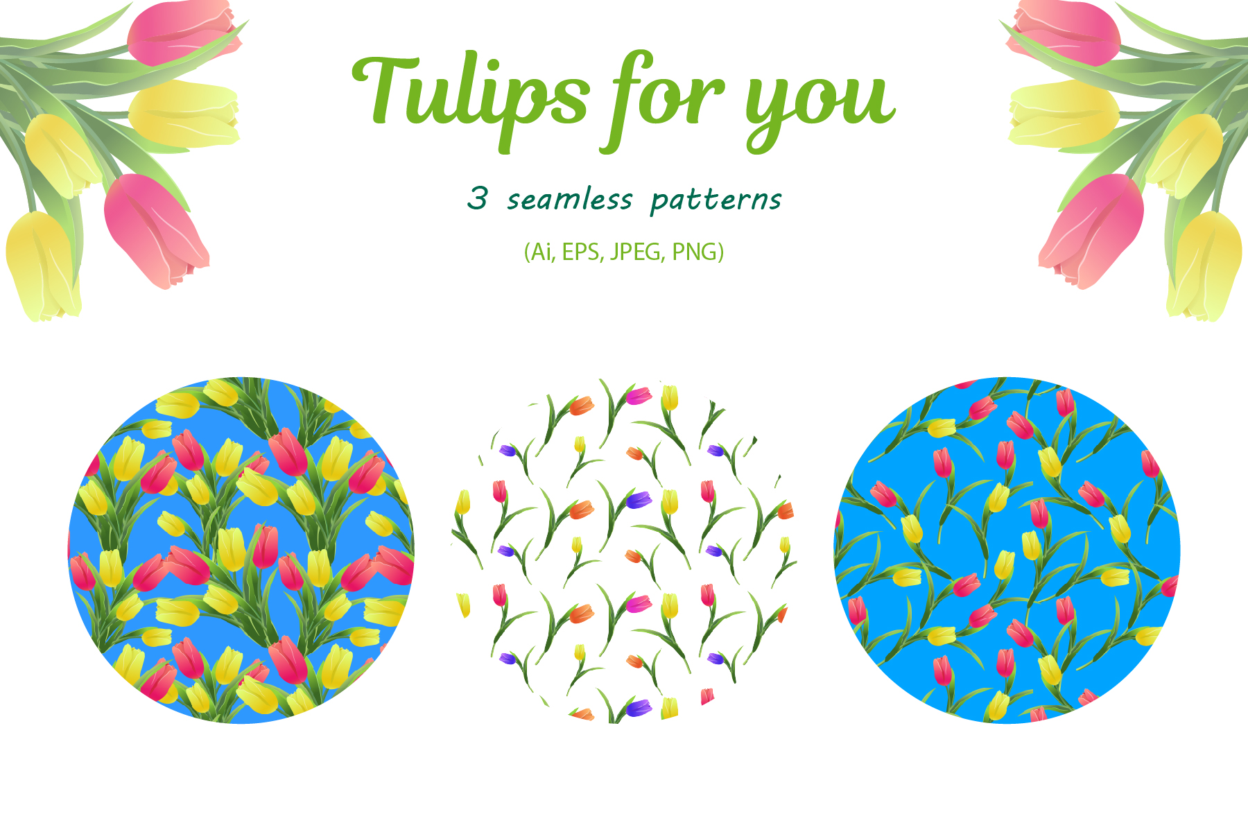 Tulips for you example image 2