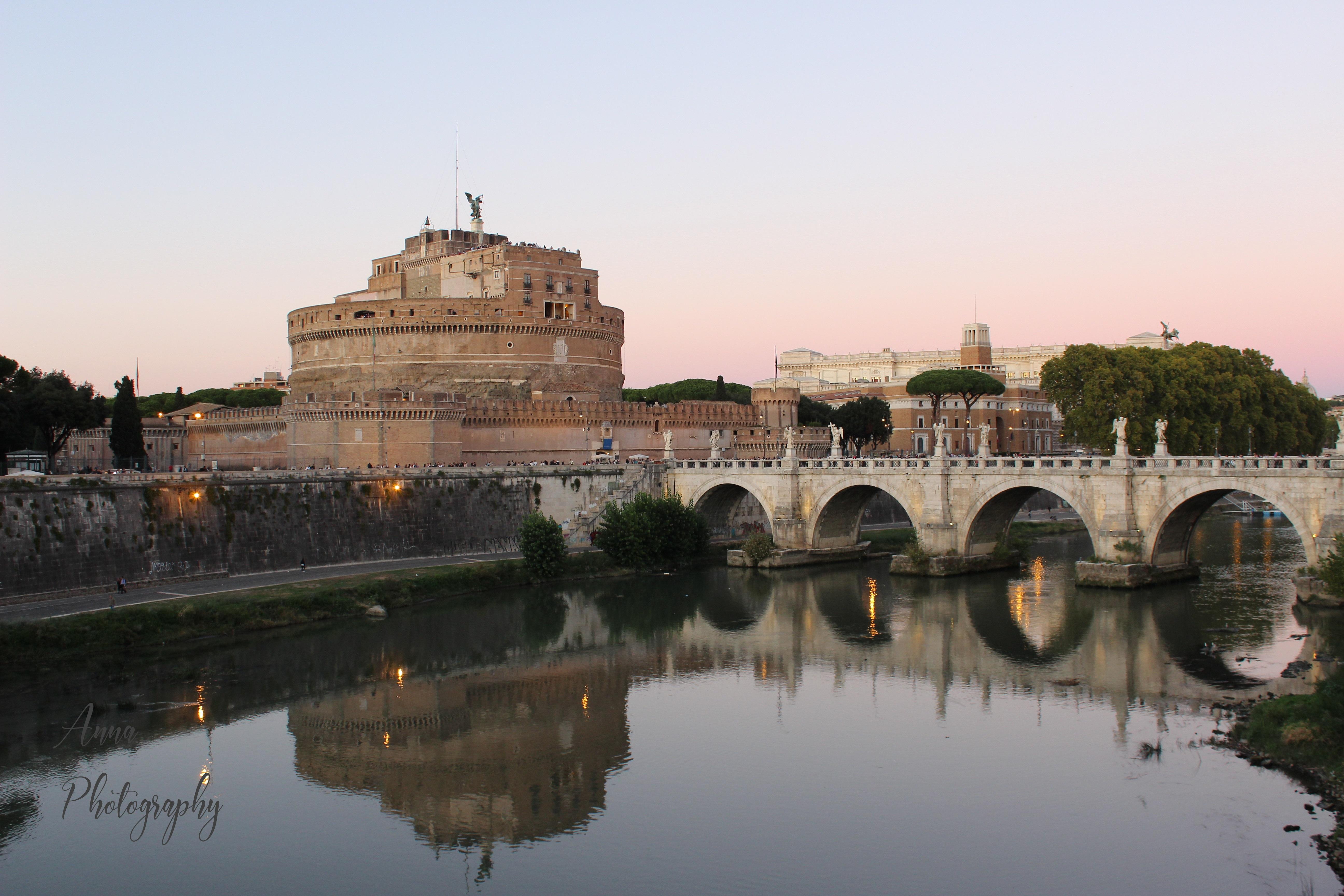 Castel Sant'Angelo Bridge example image 1