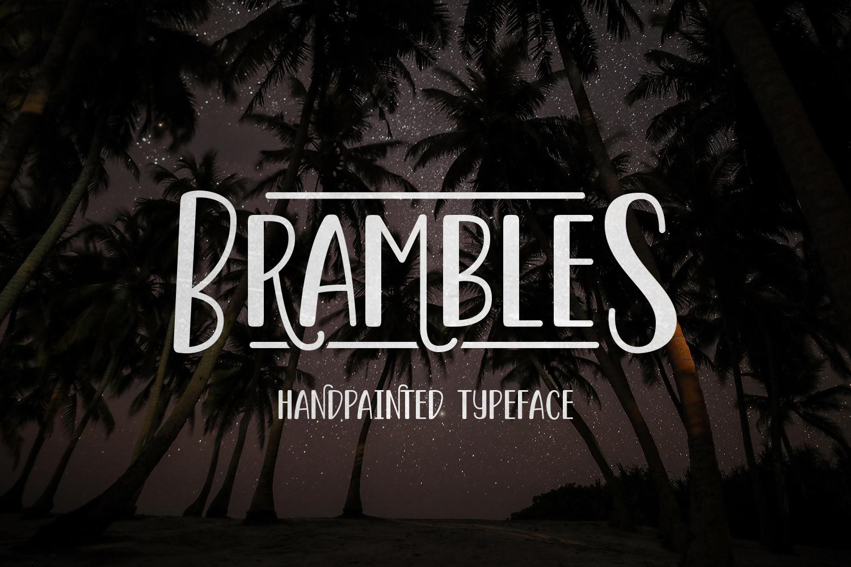 Brambles example image 1