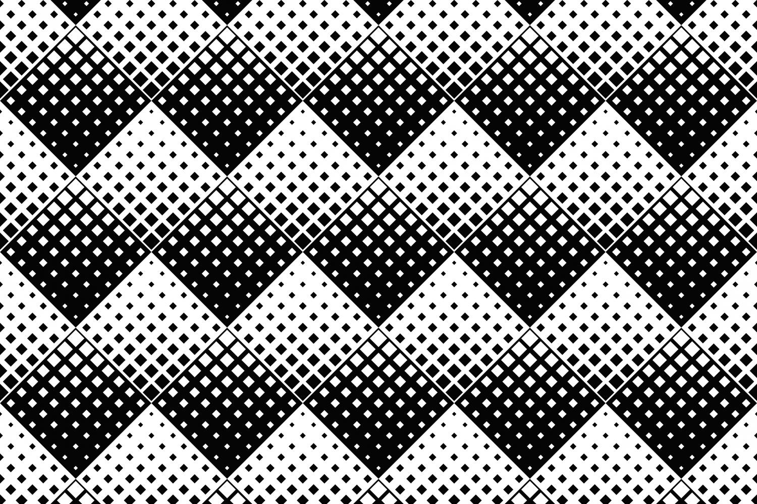 24 Seamless Square Patterns example image 21
