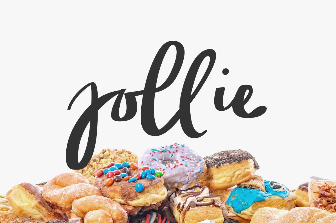 Jollie Typeface example image 1