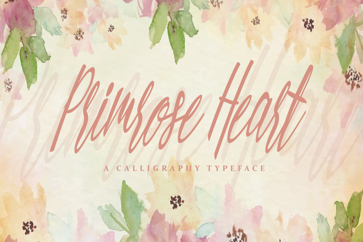 Primrose Heart example image 1