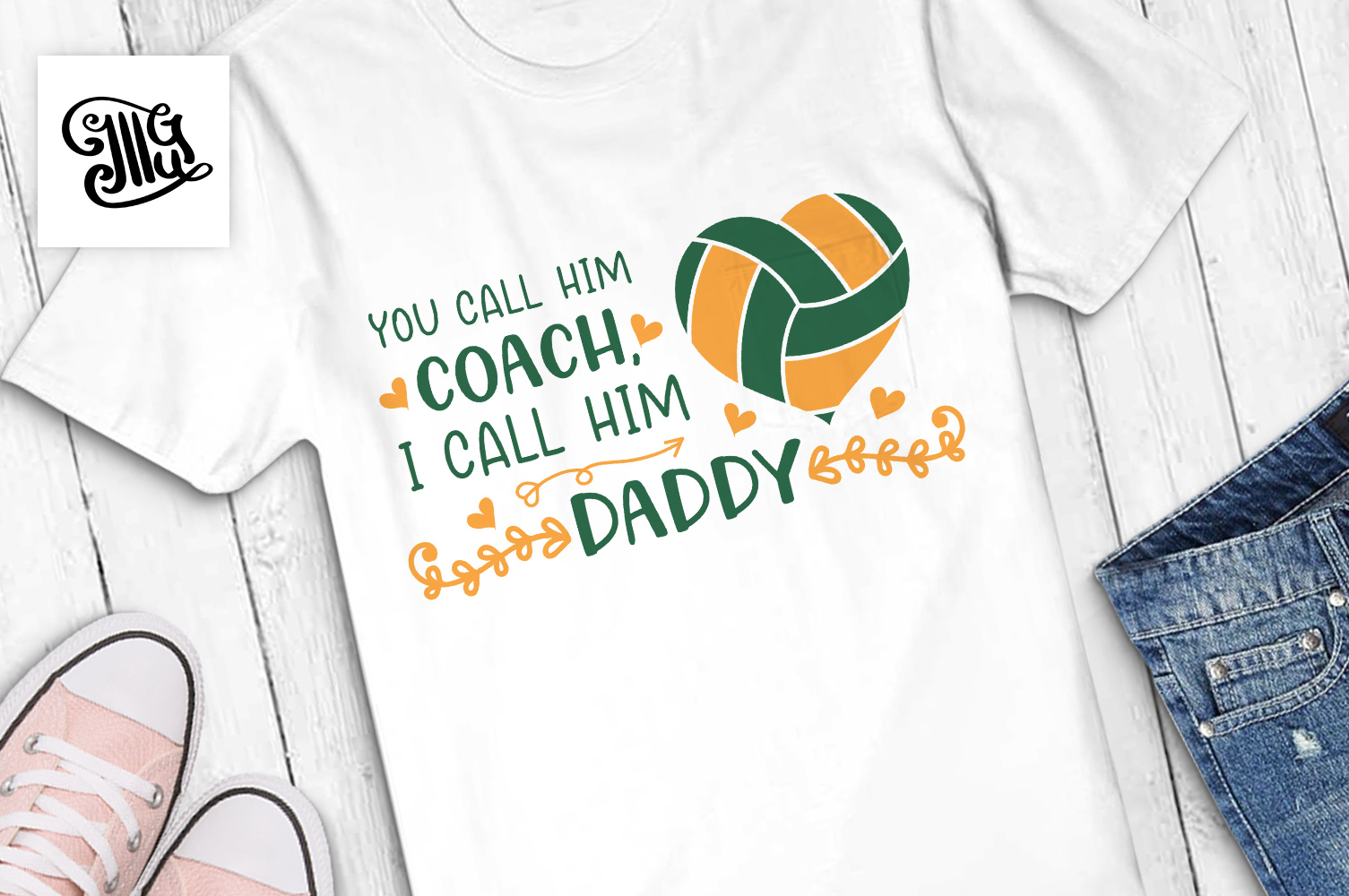 You call him coach,I call him daddy example image 1
