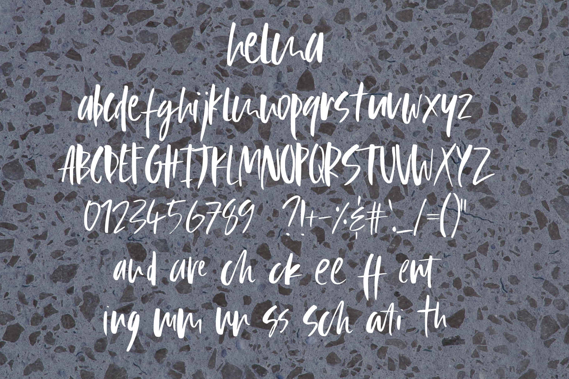 Helma Font example image 8