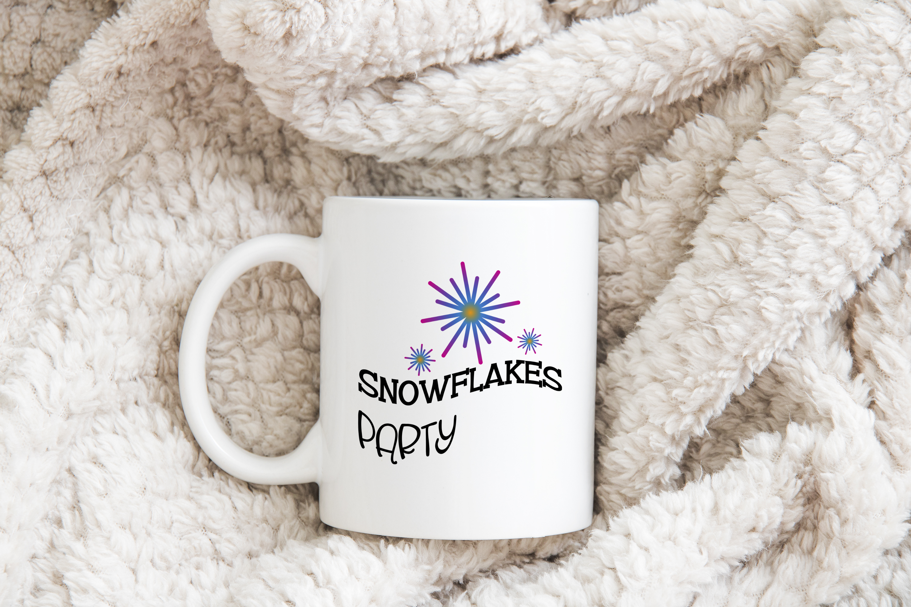 Snowflakes Party example image 4