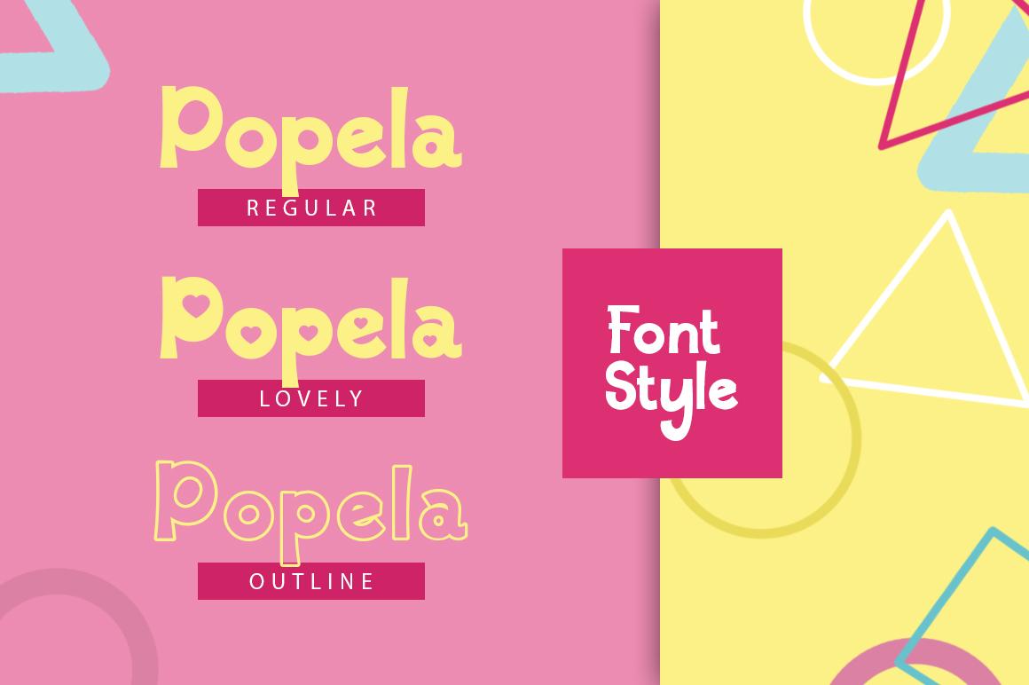 Popela example image 4