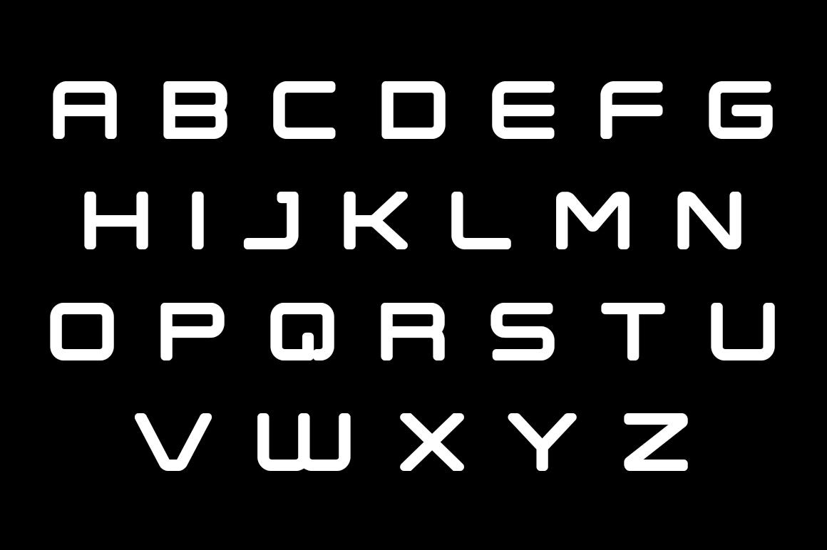 Faldano Font example image 2