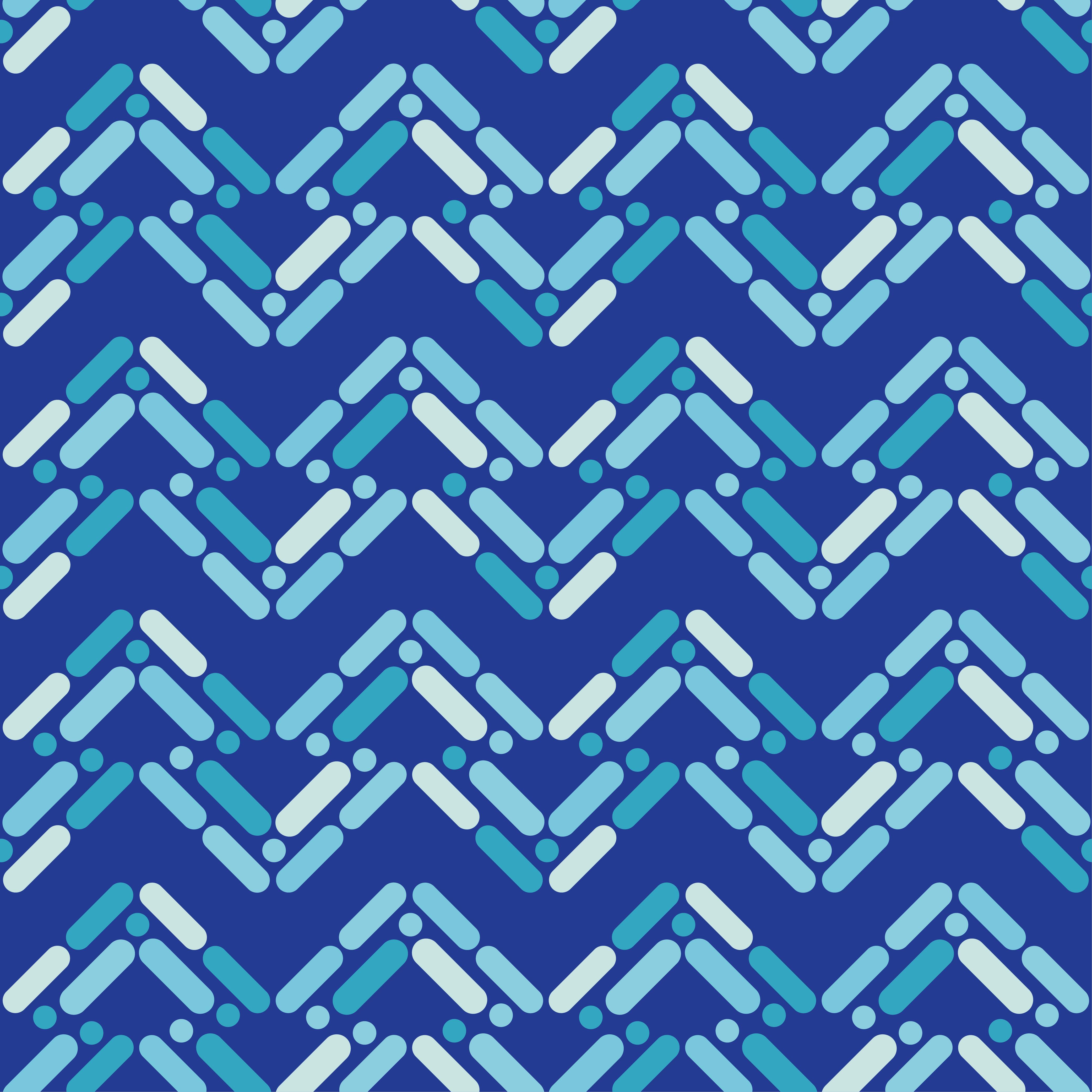 6 Ethnic boho seamless pattern.  example image 5