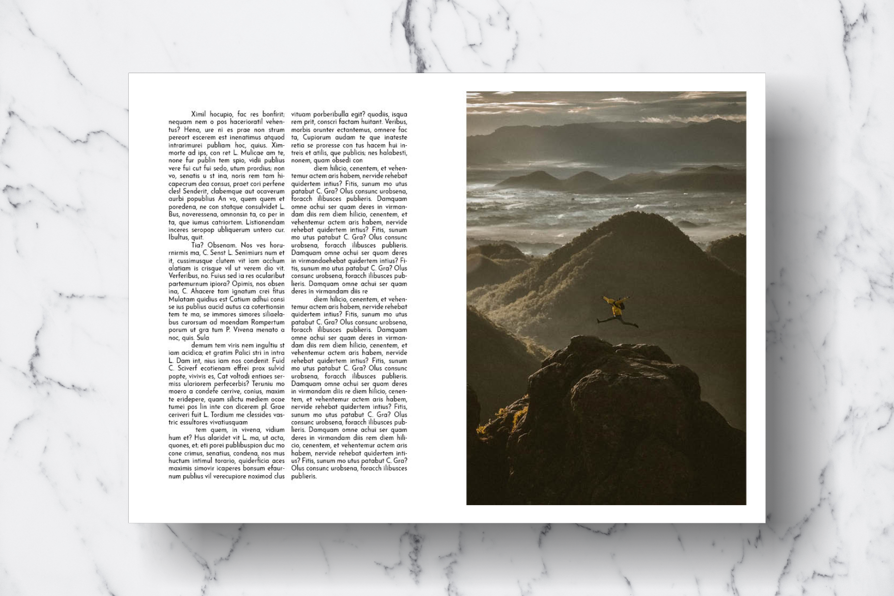 Magazine Template Vol. 18 example image 15