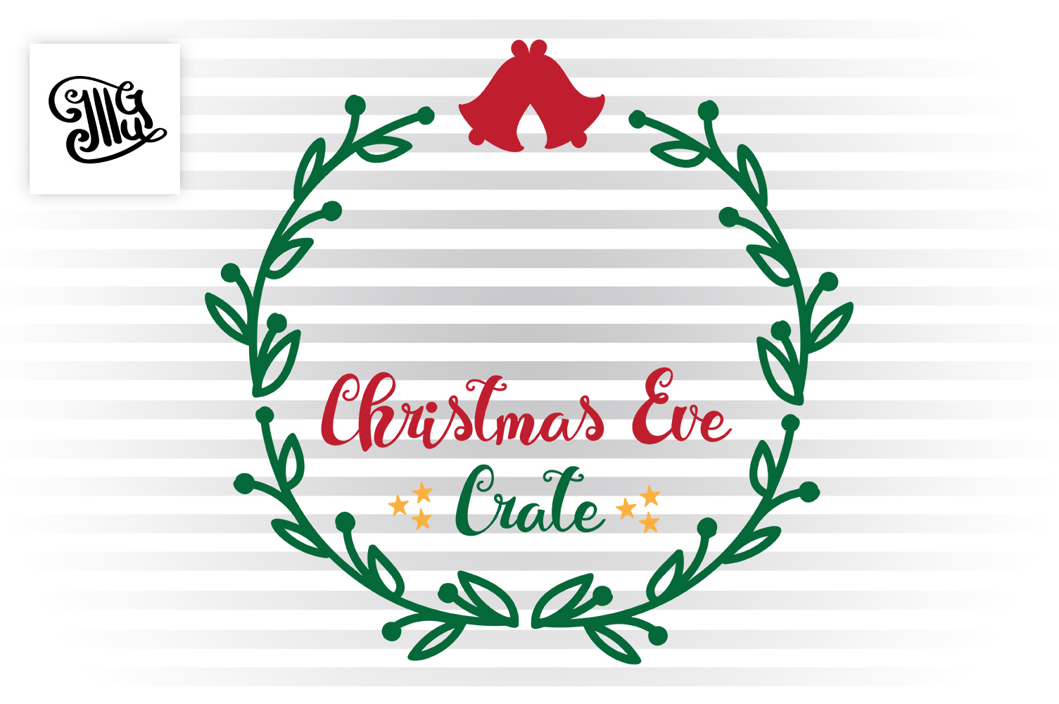 Christmas Eve Crate bundle example image 4