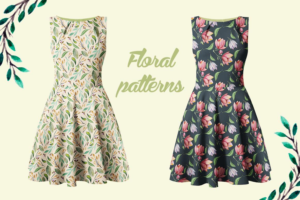 Romantic Flowers example image 6