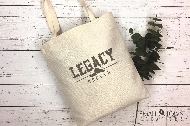 Legacy, Soccer, Sports, Team, logo, PRINT, CUT & DESIGN example image 4
