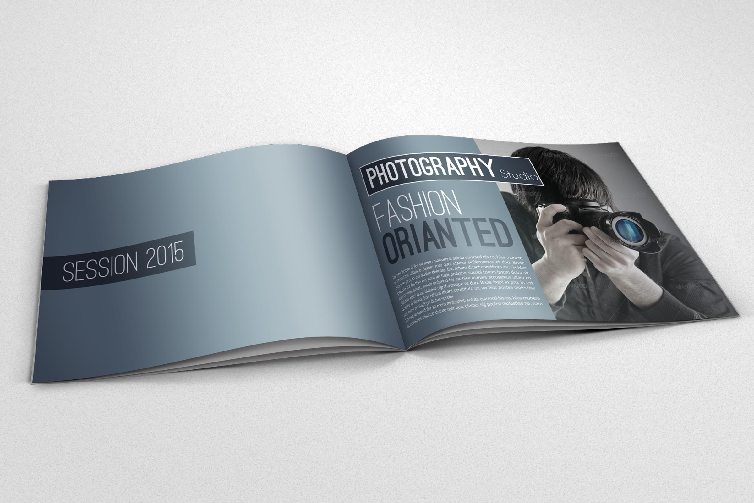 Photography Bifold Brochurs example image 2