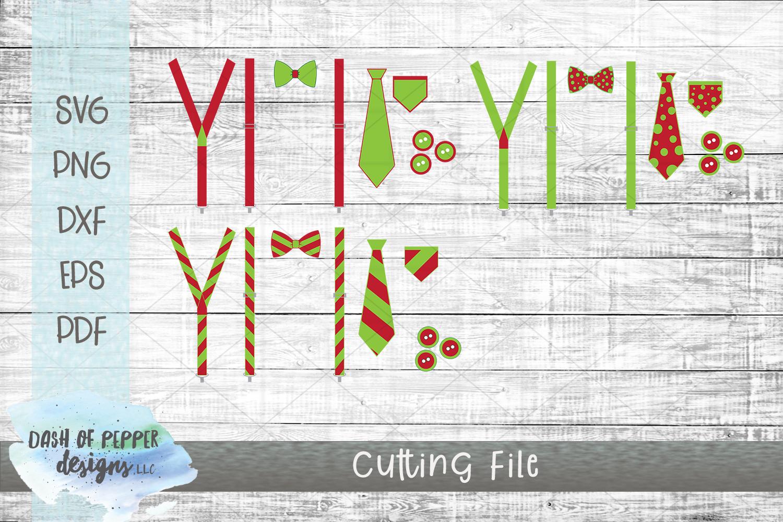 2018 Christmas Bundle - 12 SVG Designs example image 5