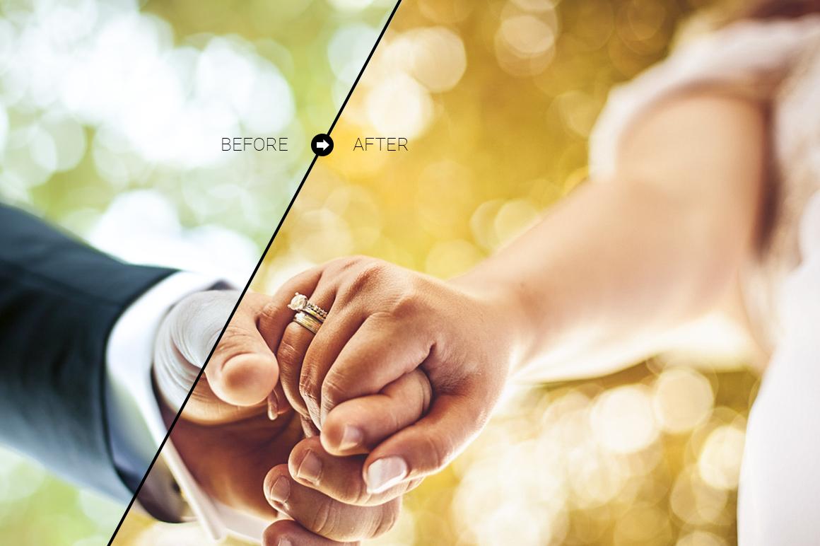 Wedding Day Lightroom Presets example image 7