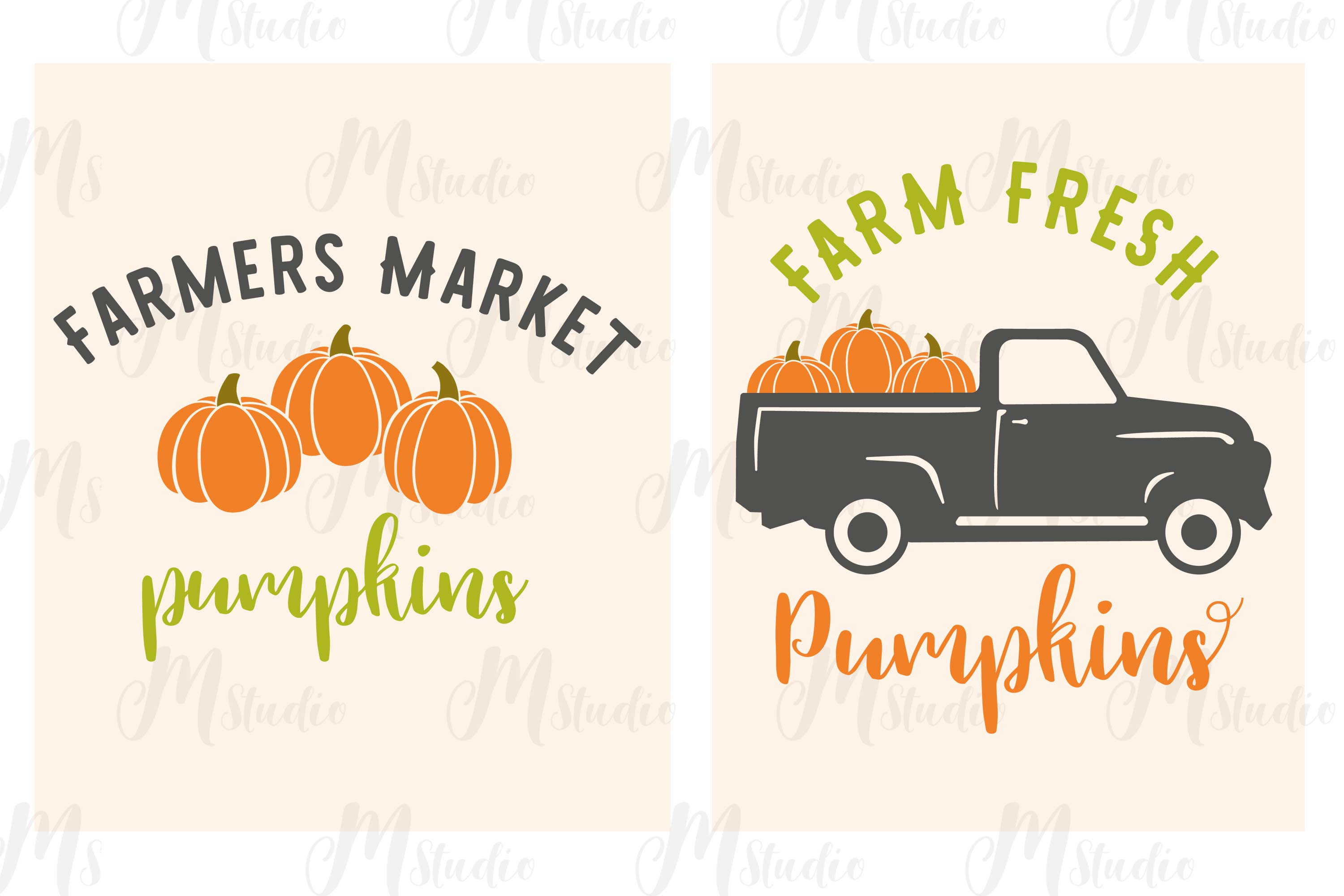 Fall SVG Bundle. example image 9