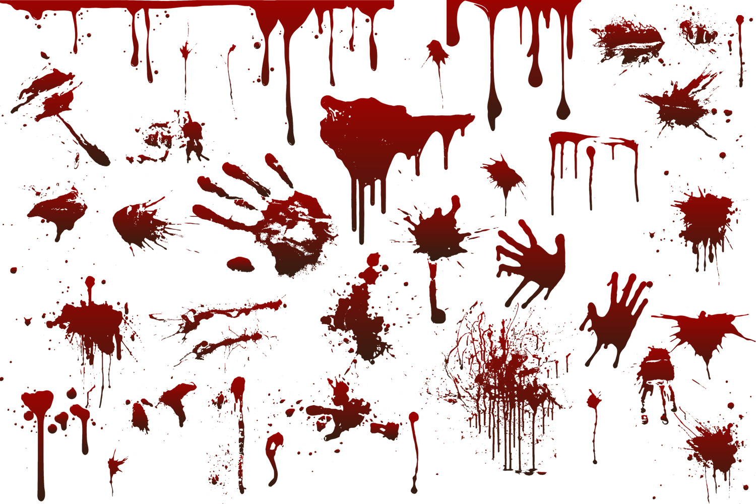 Blood stains example image 3